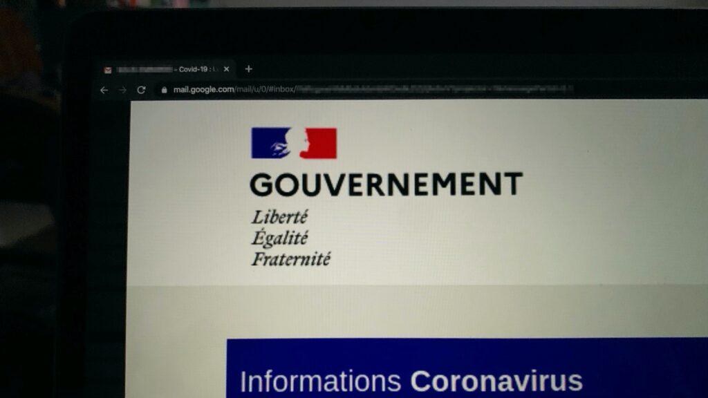 Phishing : des cybercriminels ont fait miroiter une fausse aide financière du gouvernement français