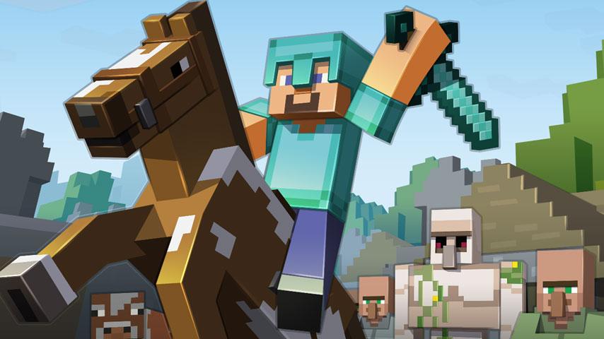Minecraft : 200 millions de copies vendues dans le monde