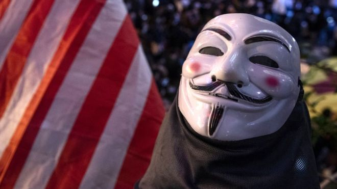 The return of the Anonymous hacker collective