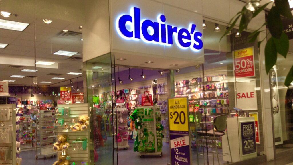 Des malfaiteurs ont modifié le site de Claire's pour voler les numéros de cartes bancaires des clients