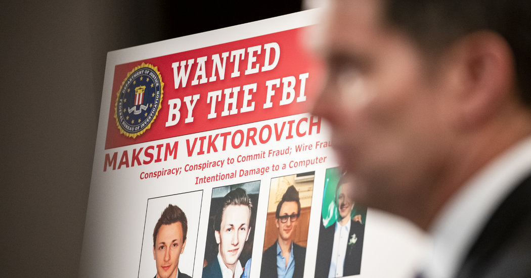 Russian Criminal Group Finds New Target: Americans Working at Home