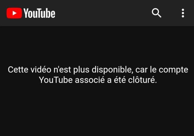 YouTube a fermé la chaîne de Dieudonné