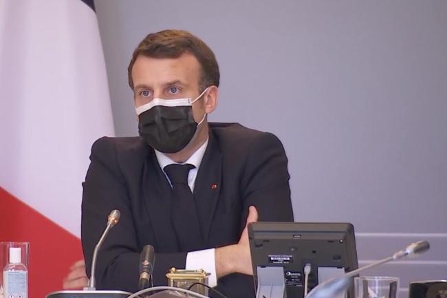 Le docteur Macron au chevet de la filière cybersécurité