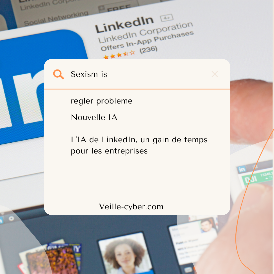 Veille cyber linkedin