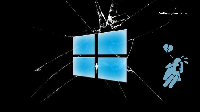 Windows Veille cyber