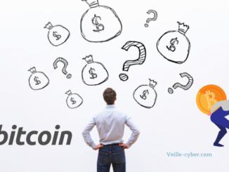 Bitcoin Veille cyber
