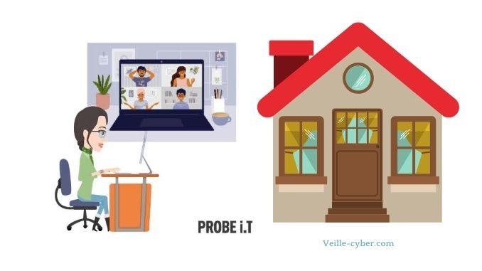 teletravail Veille cyber