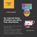 Soldes veille cyber