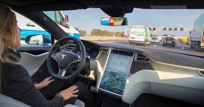 Tesla veille cyber