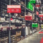 A survey of executives found that they're using AI mostly for inventory management, and expressed challenges with using AI more broadly.