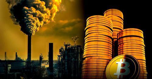 Une entreprise de minage de bitcoins achète une centrale au charbon pour alimenter ses opérations