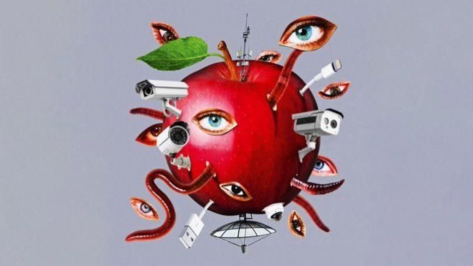 We need to talk about Apple's surveillance empire