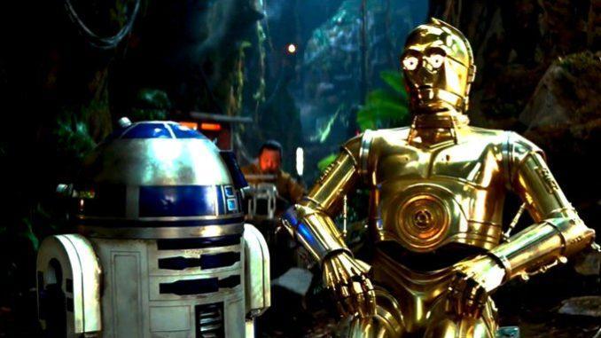 Best movie robots in sci-fi